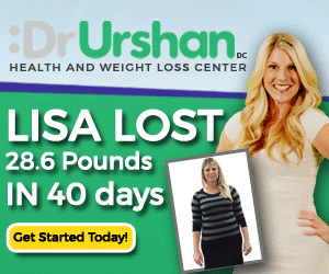 Lisa lost 28 pounds