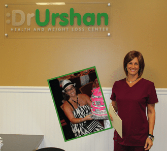 Lori DeCola Dr Urshan Health and Weight Loss Center