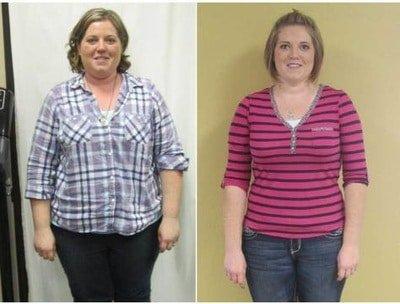 Mandy Lost 106 pounds