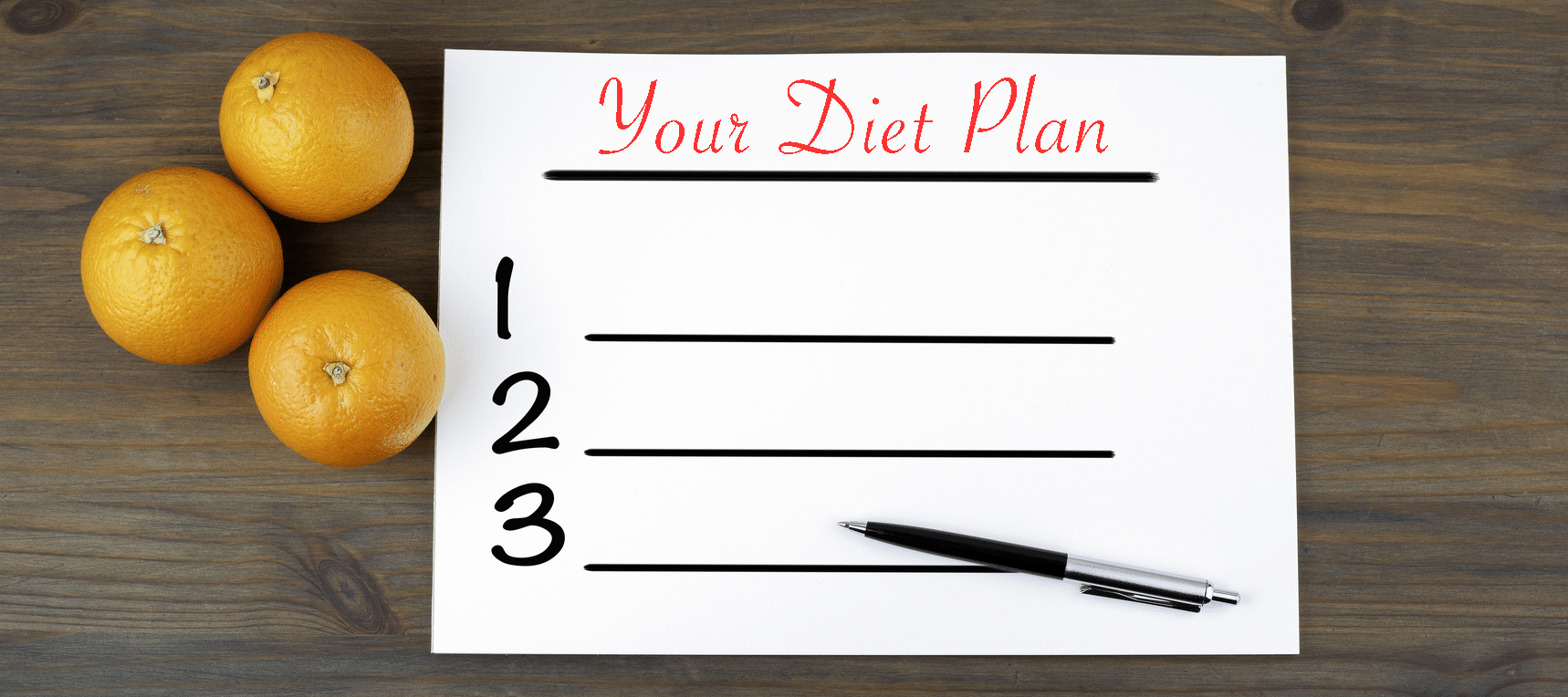 Your Diet Plan