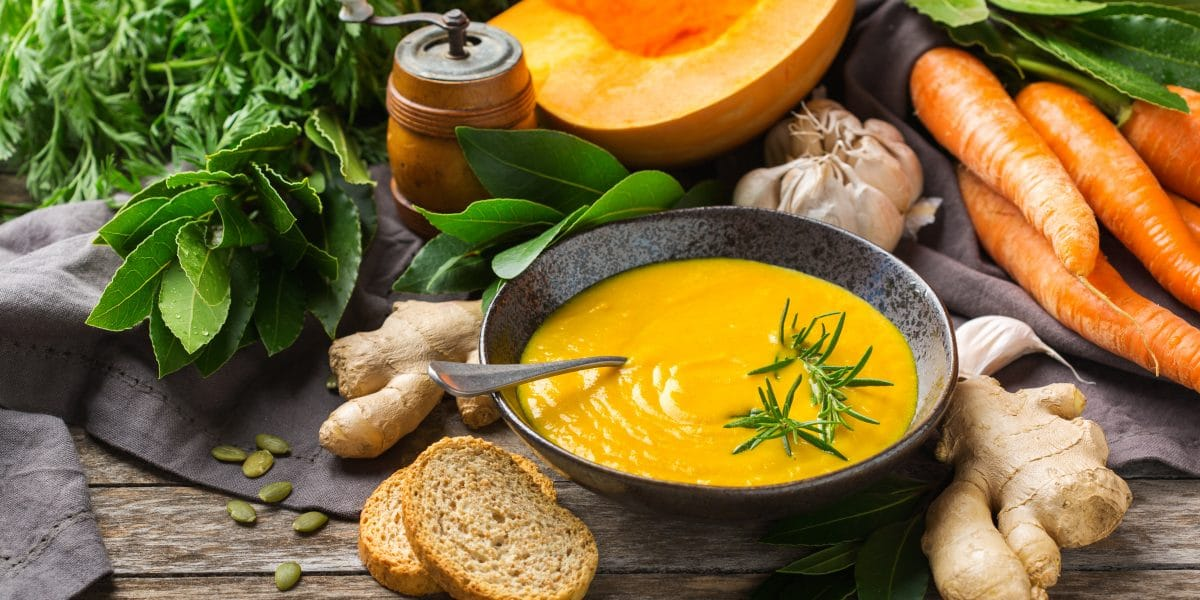 Seasonal Fall Superfoods